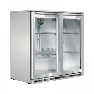 Husky Double Door Outdoor Alfresco Bar Fridge | ALF-C2-840