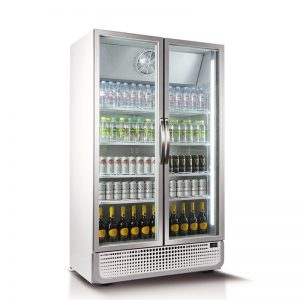 Husky Double Door Commercial Refrigerator