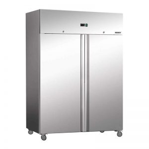 Husky Double Solid Door Commercial Refrigerator