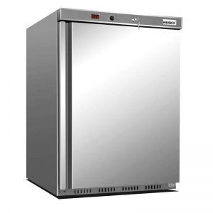Husky Single Solid Door Undercounter Freezer
